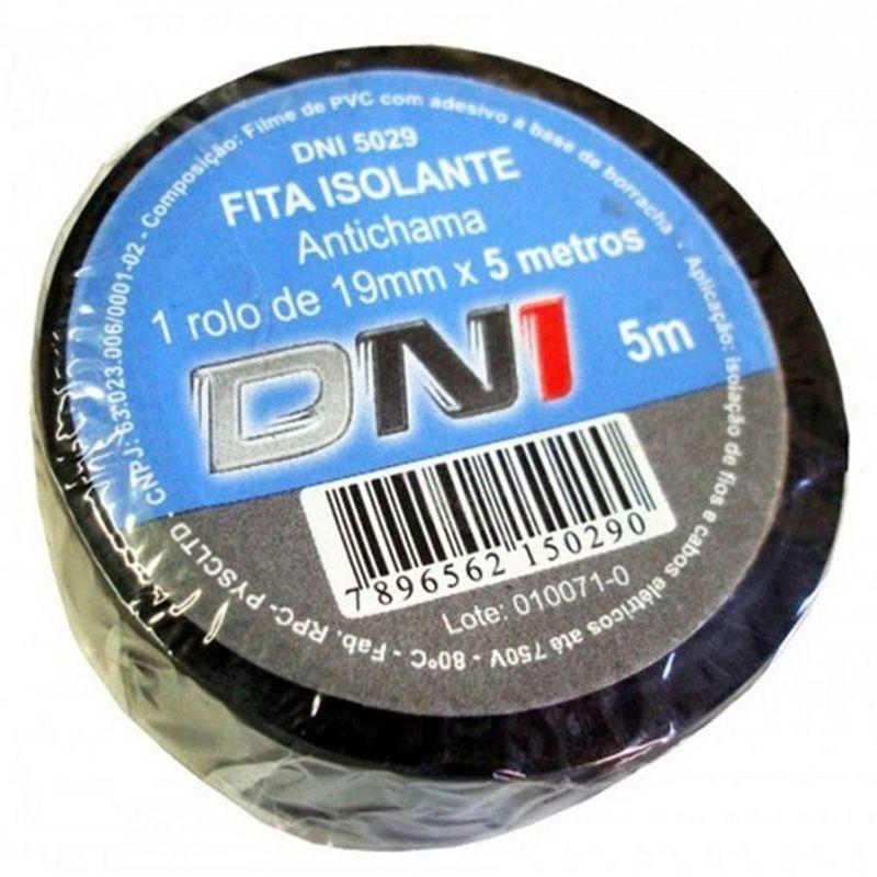 FITA-ISOLANTE-5M-PRETO-DANI-CONDUTORES