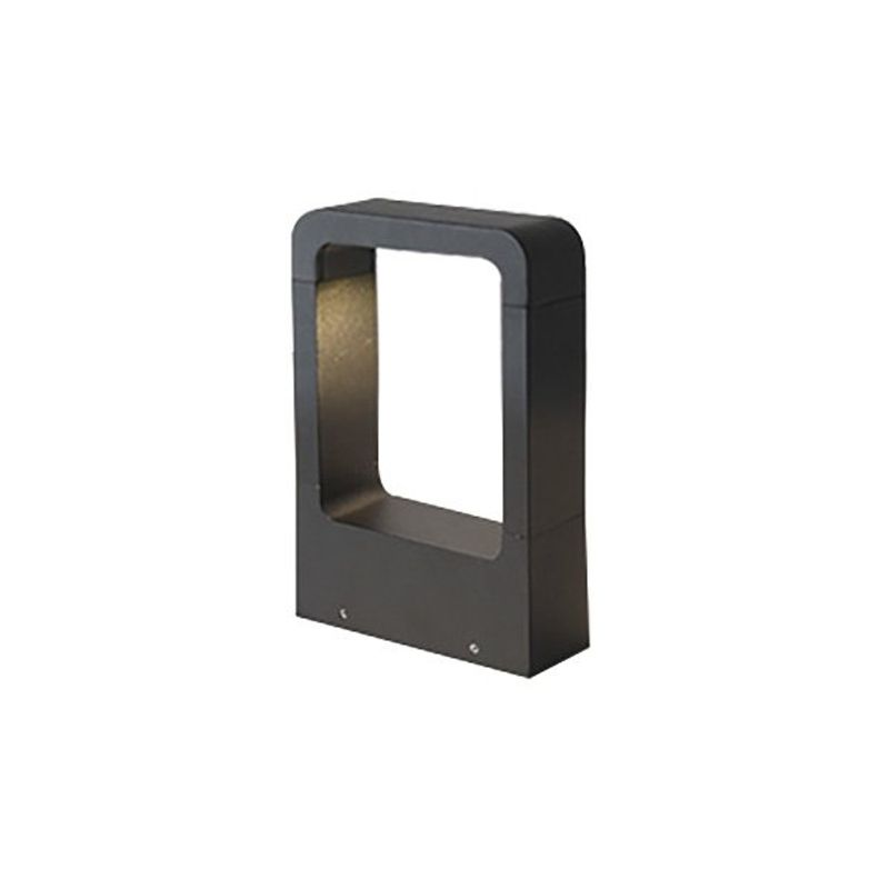 BALIZADOR-MODERN-LED-10W-PRETO-FOSCO-3000K-20CM-GERMANY