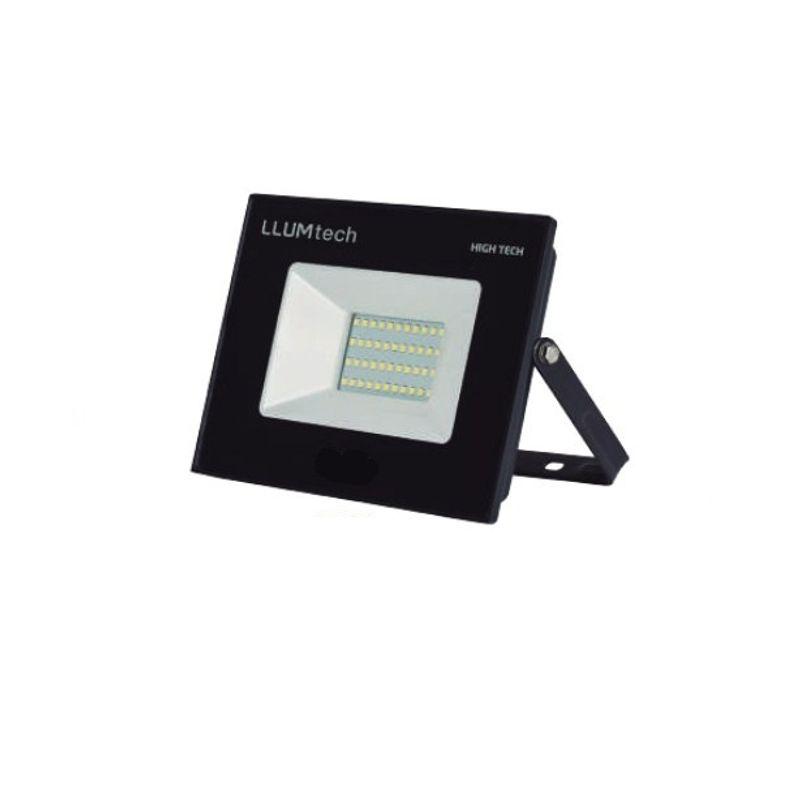 REFLETOR-LED-10W-DEEP-SMD-800LM-VERDE-BIVOLT-BRONZEARTE