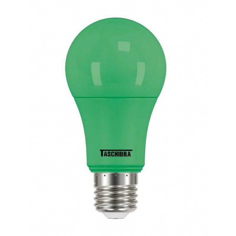 LAMPADA-LED-TKL-COLORS-VERDE-TASCHIBRA