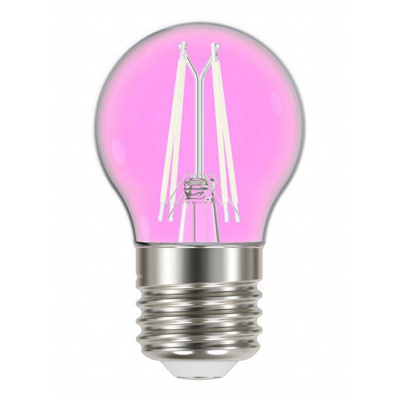LAMPADA-LED-COLOR-FILAMENTO-G45-4W-E27-ROSA-TASCHIBRA