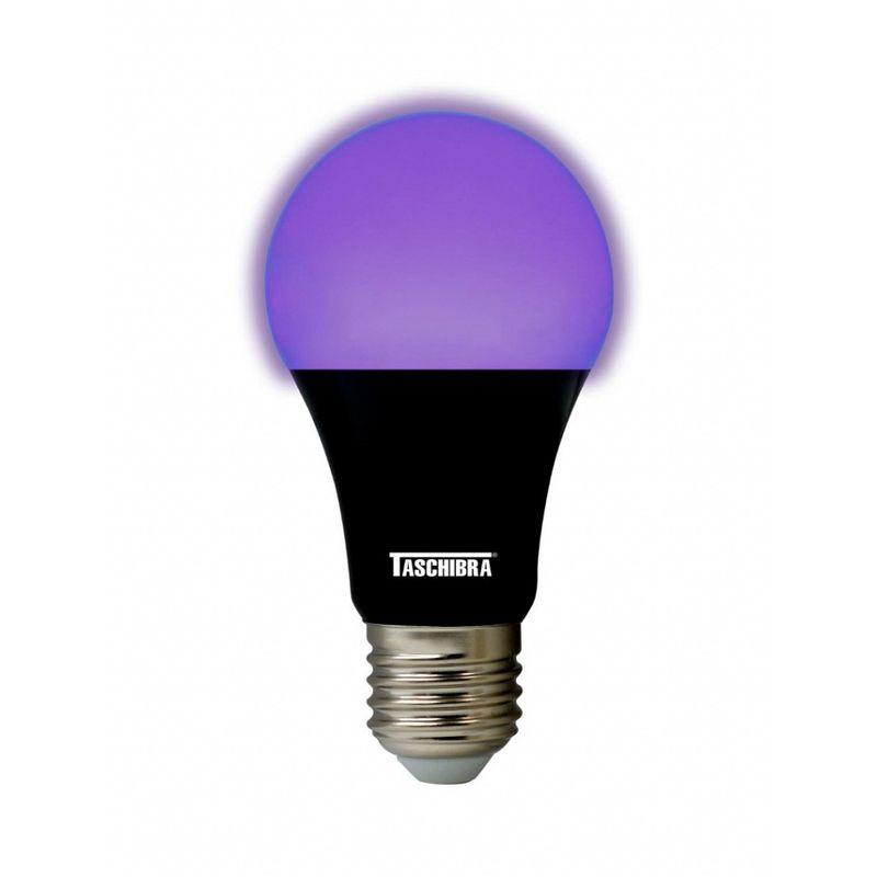 LAMPADA-LED-LUZ-NEGRA-7W-E27-TASCHIBRA