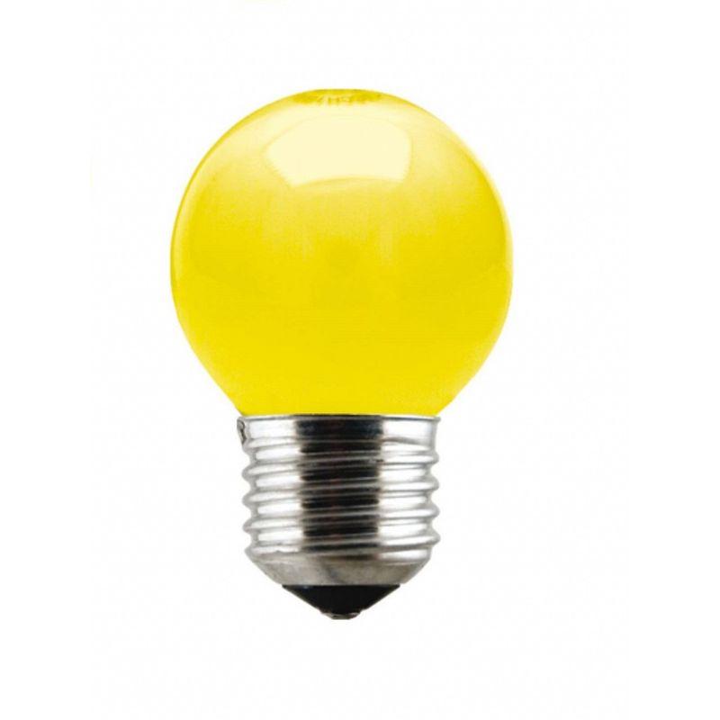 LAMPADA-BOLA-15W-AMARELO-127V-TASCHIBRA