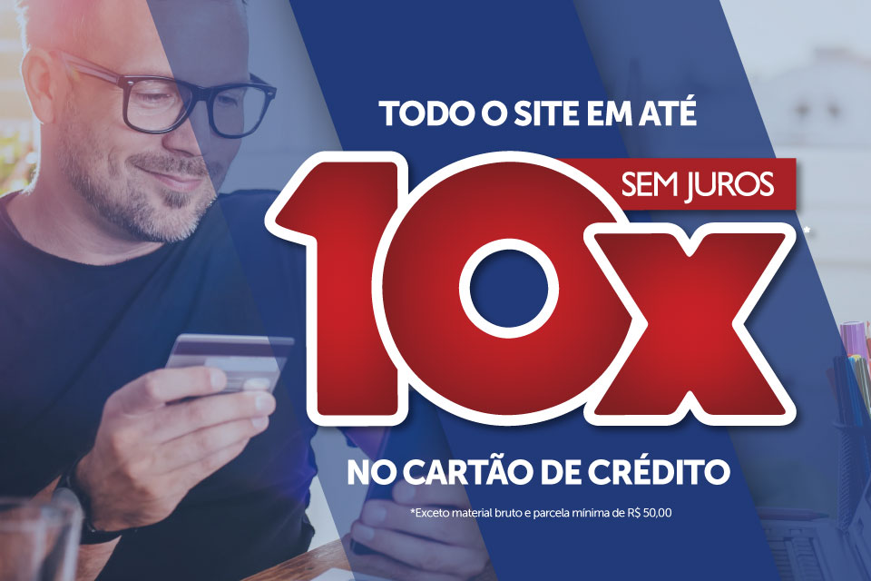 Mobile - 10x Sem Juros